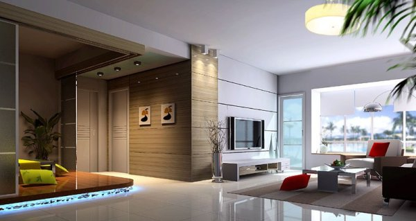 Image gallery decoration interieur for Decoration maison moderne exterieur